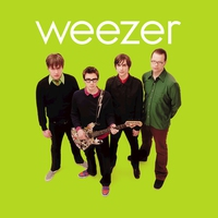 Cover of the track Weezer (Green Album)