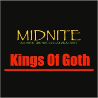 Cover of the track Kings of Goth - Single
