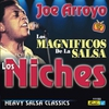 Cover of the album Los Magnificos de la Salsa