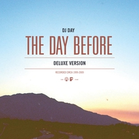 Couverture du titre The Day Before (Deluxe Edition)