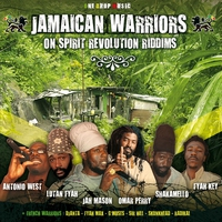 Cover of the track Jamaican Warriors