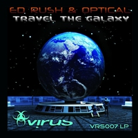 Cover of the track Travel the Galaxy