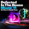 Cover of the album Defected In the House Miami '11 (Mixed By DJ Chus & David Penn)