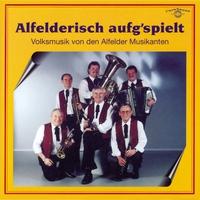 Cover of the track Alfelderisch aufg'spielt