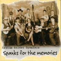 Cover of the track Spanks for the Memories