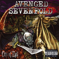 Cover of the track City of Evil