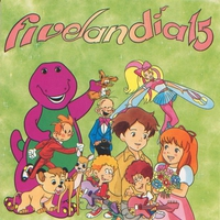 Cover of the track Fivelandia 1999