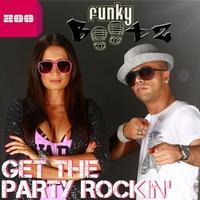 Couverture du titre Get the Party Rockin' - EP