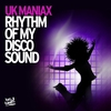 Couverture de l'album Rhythm of My Discosound - EP