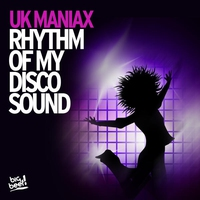 Couverture du titre Rhythm of My Discosound - EP