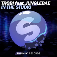 Couverture du titre In the Studio (feat. Junglebae) - Single