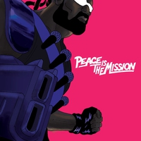 Cover of the track Peace is the Mission
