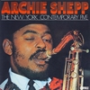 Cover of the album Archie Shepp & The New York Contemporary Five