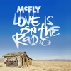 Couverture du titre Love is on the Radio