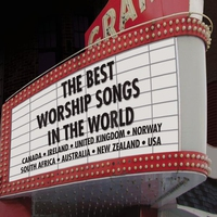 Cover of the track The Best Worship Songs In the World