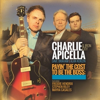 Couverture du titre Payin' the Cost to Be the Boss