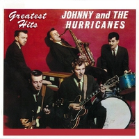 Couverture du titre Johnny and the Hurricanes: Greatest Hits