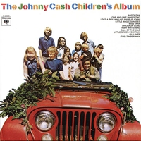 Cover of the track The Johnny Cash Children's Album