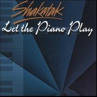 Couverture du titre Let the Piano Play