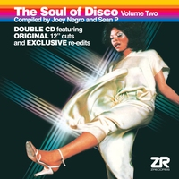 Couverture du titre The Soul of Disco Vol.1 compiled by Joey Negro & Sean P