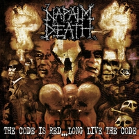 Cover of the track The Code Is Red... Long Live the Code