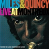 Cover of the album Miles & Quincy Live at Montreux