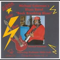 Couverture du titre Back Breaking Blues