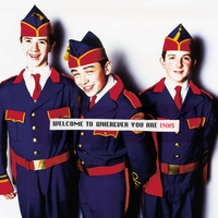 Cover of the track Welcome to Wherever You Are
