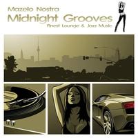 Couverture du titre Midnight Grooves (Finest Chillout Lounge Selection)