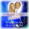 Couverture de l'album Judith & Mel in Partylaune: Wir geben 'ne Party - bei uns geht's rund