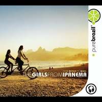 Couverture du titre Pure Brazil: The Girls From Ipanema