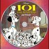 Couverture de l'album 101 Dalmatians and Friends
