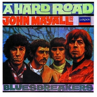 Cover of the track A Hard Road