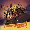 Couverture de l'album The Stupendous Adventures of Marco Polo!