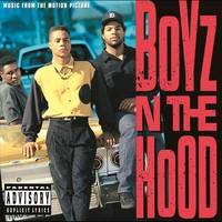 Cover of the track Boyz 'n' the Hood (Music from the Motion Picture)