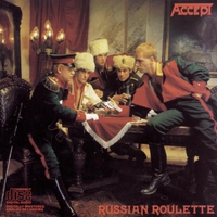 Cover of the track Russian Roulette