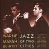 Couverture de l'album Jazz of Two Cities (feat. Ted Brown, Ronnie Ball, Ben Tucker, Jeff Morton & Art Pepper)