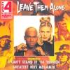Couverture de l'album Leave Them Alone - EP