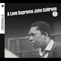 Cover of the track A Love Supreme