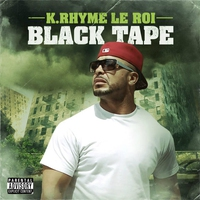 Cover of the track Black Tape
