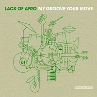 Cover of the track My Groove Your Move