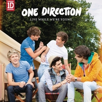 Cover of the track Live While We're Young - Single