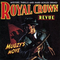 Cover of the track Mugzy's Move