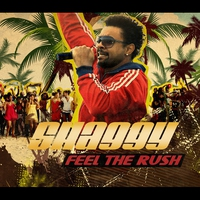 Cover of the track Feel the Rush - EP