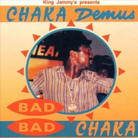 Cover of the track Bad Bad Chaka