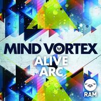 Couverture du titre Alive / Arc - EP