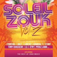 Cover of the track Soleil Zouk, Vol. 2