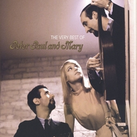 Cover of the track The Very Best of Peter, Paul and Mary