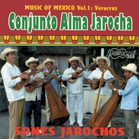 Cover of the track Canto a Veracruz