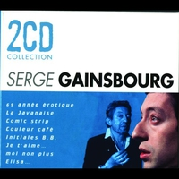 Cover of the track Serge Gainsbourg (2 Volumes)